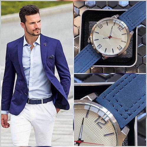 Reloj Caballero con Lata