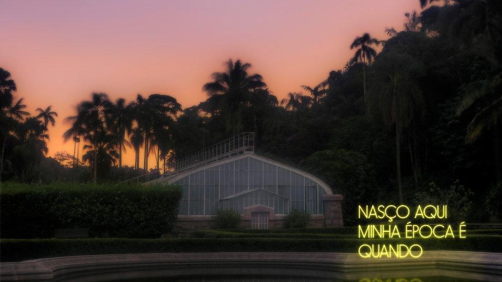 Jardim Botânico São Paulo - Professional Print
