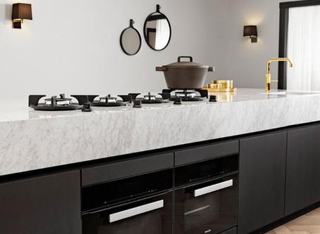 O Cooktop integrado à bancada