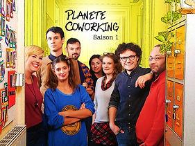 Planète Coworking la série