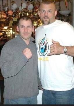 UFC Champ Chuck Liddell