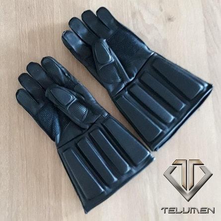 G001 - Gants en cuir renforcé de kevlar