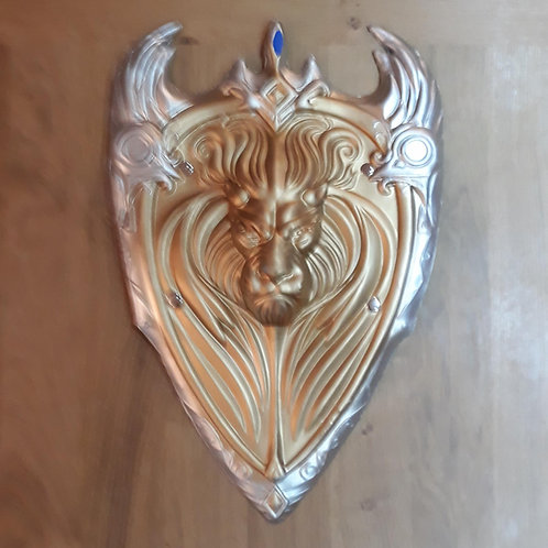 Bouclier Lion