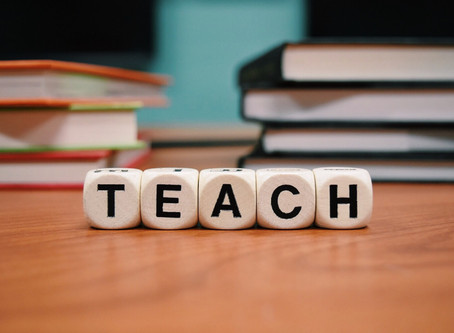 Teaching - the best job on Earth