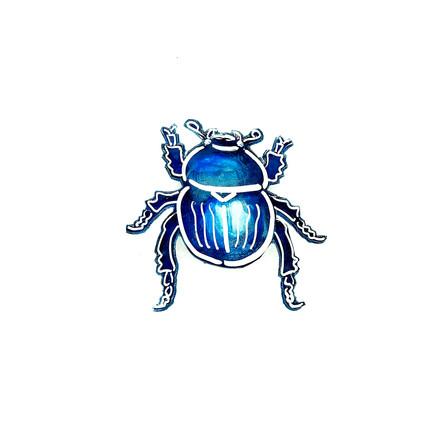 センチコガネ(ブルー)