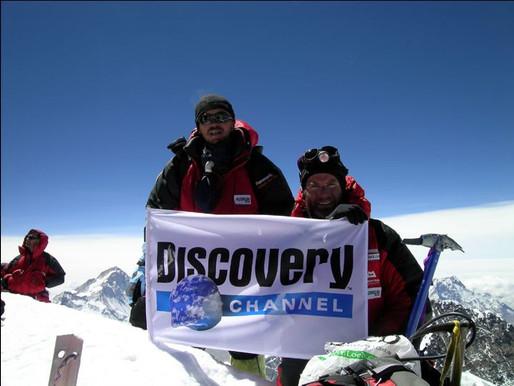 Everest detrás de cámaras