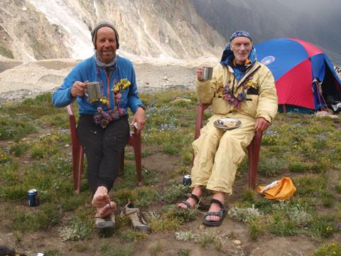 El montañismo y la edad