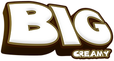 Big Creamy Art Fruit logo