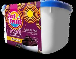 Açaí Art Fruit