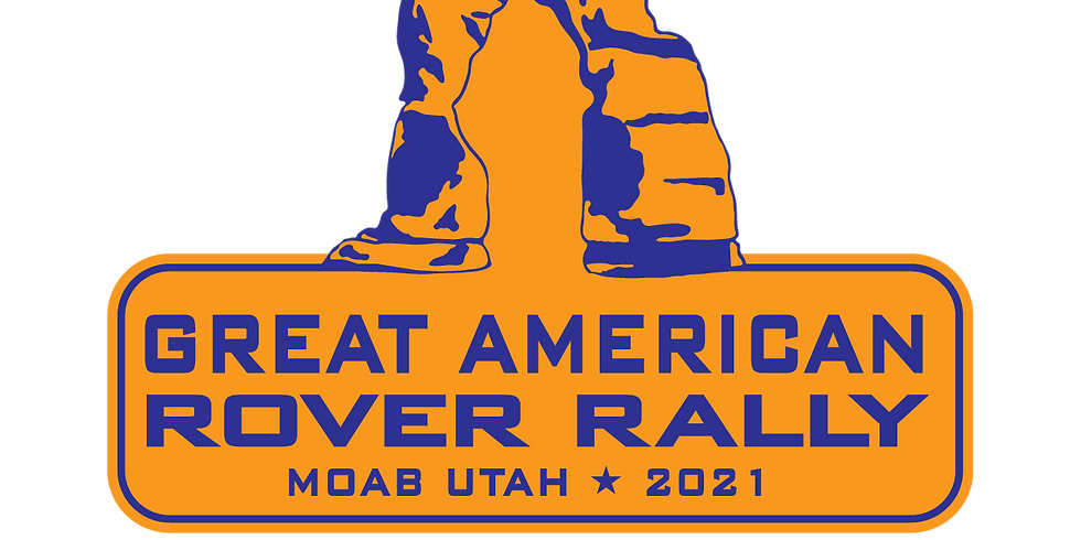 The Great American Rover Rally - REGISTRATION NOW CLOSED - SEE YOU SOON!