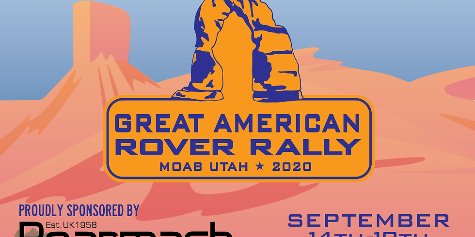 The Great American Rover Rally - MAIN REGISTRATION