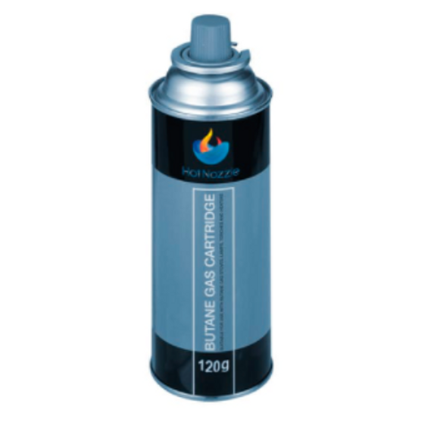 120g Butane Hot Nozzle Canister
