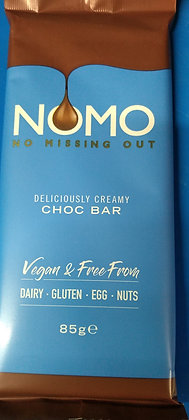 Nomo vegan chocolate bar