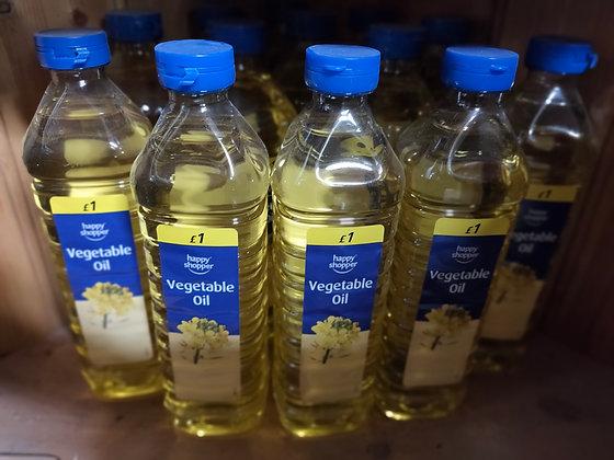 Vegetable Oil (500ml)