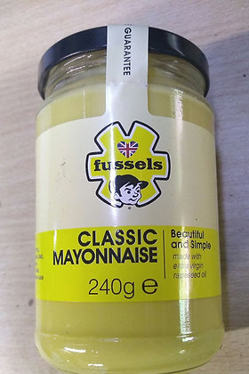 Fussels classic mayonnaise