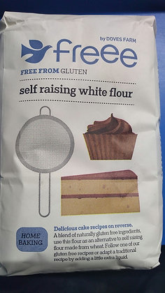 Gluten-free self raising flour
