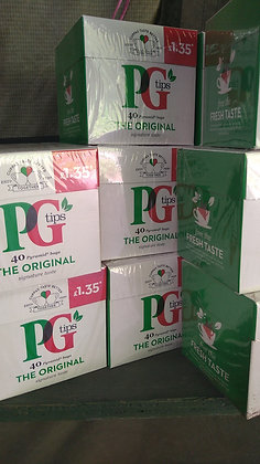 Tea - PG tips (40)