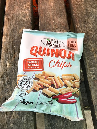 Eat Real - Quinoa Chips /Sweet Chilli