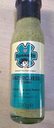 Fussels watercress salad dressing