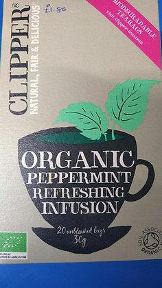 Peppermint tea (20 bags)