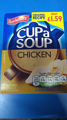 Cup a soup - chicken (4 pack)
