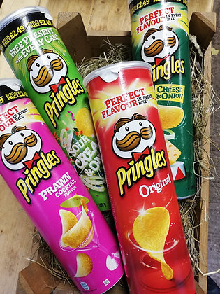 Pringles - Cheese and Onion