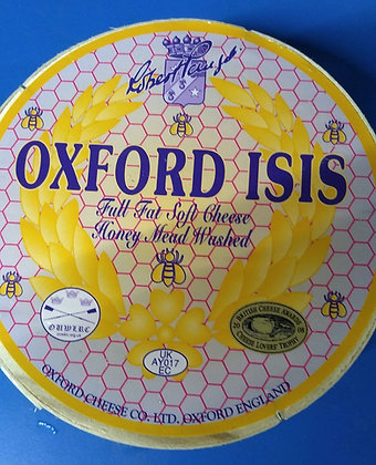 Oxford Isis full fat soft cheese