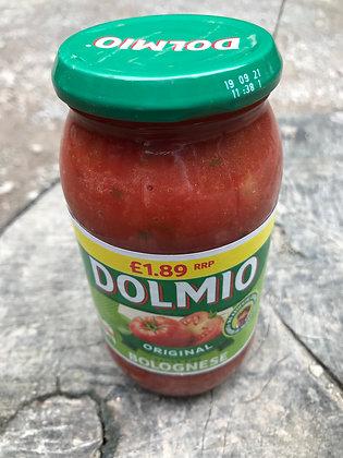 Dolmio Sauce for Bolognese