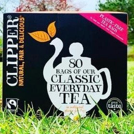 Clipper - Deliciously Dorset Fairtrade Tea 80 bags