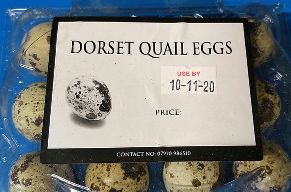 Quails eggs (6)