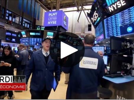 (RDI Économie) Inquiétudes chez les investisseurs