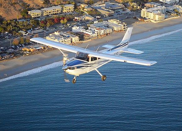 Santa Monica Pier & Malibu