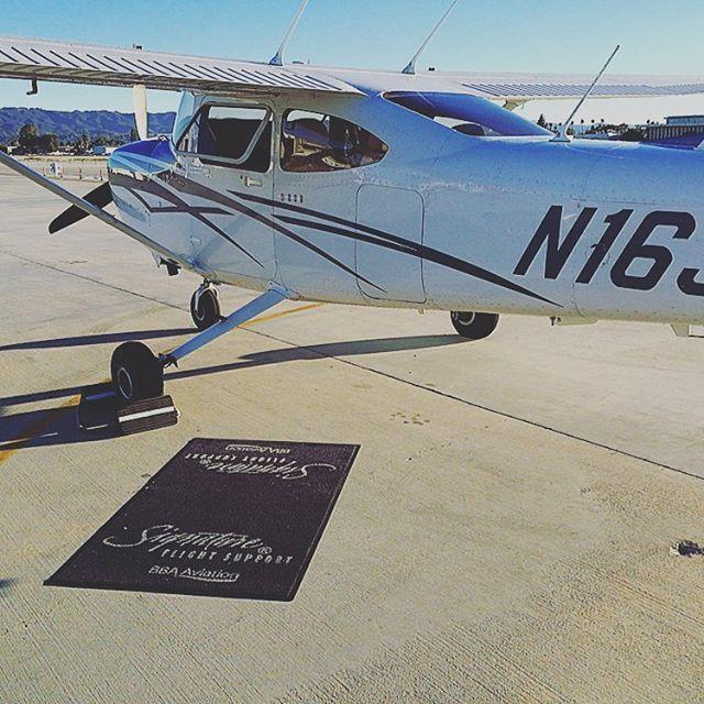 Luxurious Cessna 182