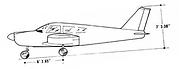 Pipe PA28 Sketch (Side)