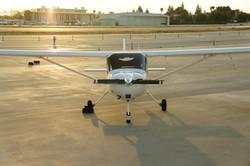 Cessna 162 Skycatcher (Front)