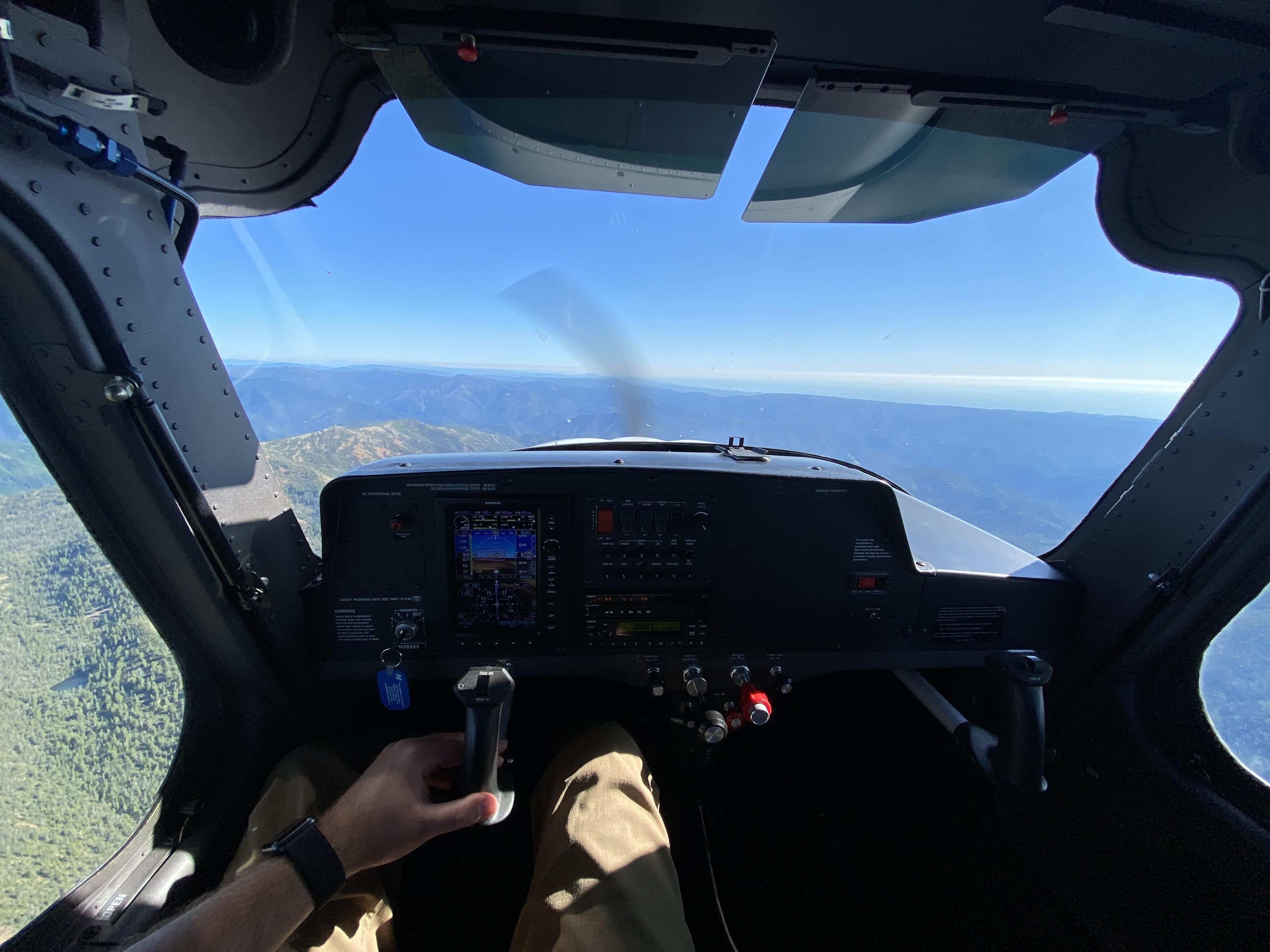 N30265 Cockpit