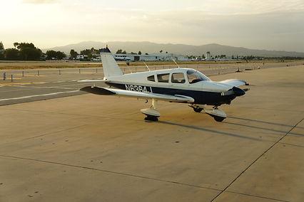 1968 Piper PA28-180 Cherokee