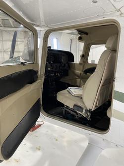 N508ND Cockpit