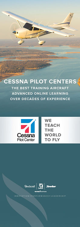 Cessna Pilot Center | We Teach The Word To Fly