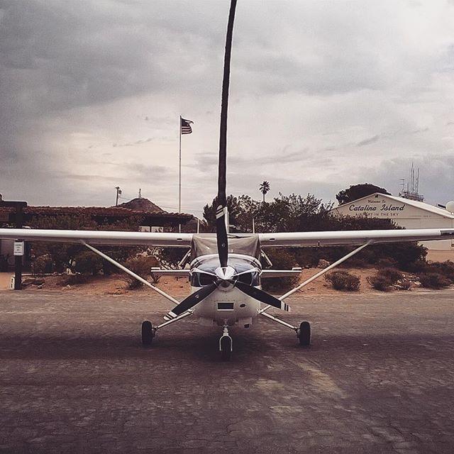 Cessna 182 | Catalina Island