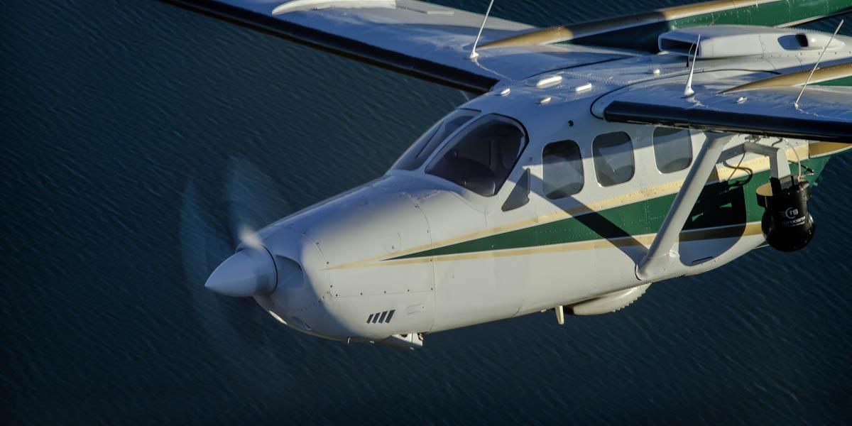 Cessna T337G Skymaster