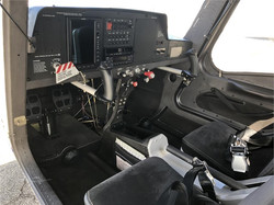 N5216L Cockpit