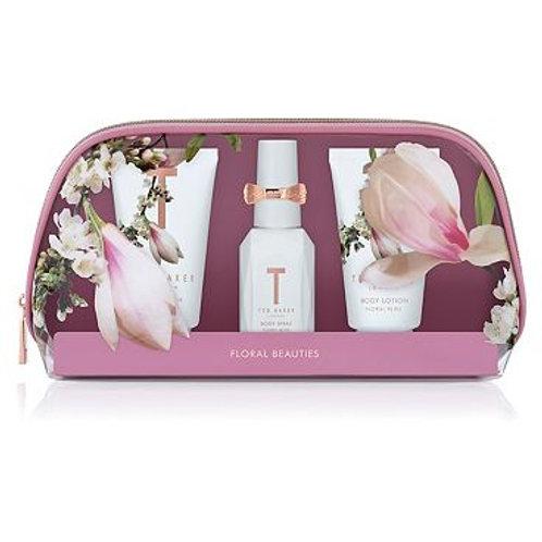 Ted Baker Floral Pamper Set (Pink)