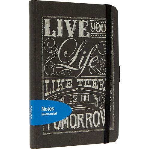 KORSCH Grey A5 Hardback Notebook
