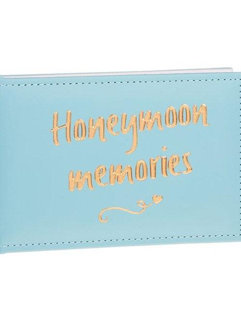 Honeymoon Memories Album