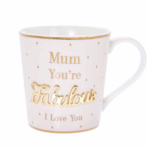 Mum You're Fabulous Mug