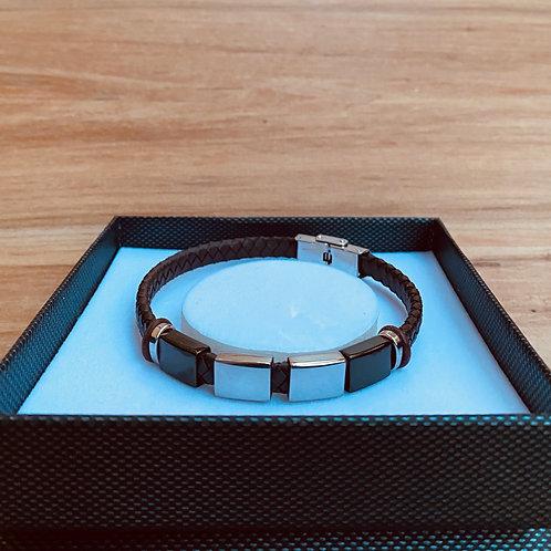 Men's Leather Bracelet I