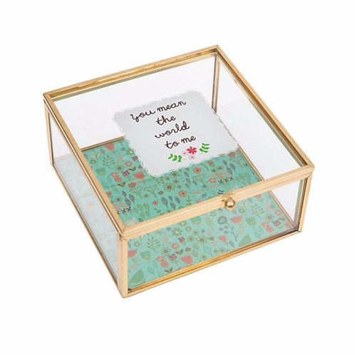 Trinket Box ''You mean the world to me''
