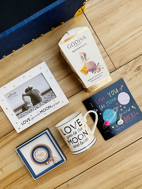 Love You To The Moon & Back I Gift Set