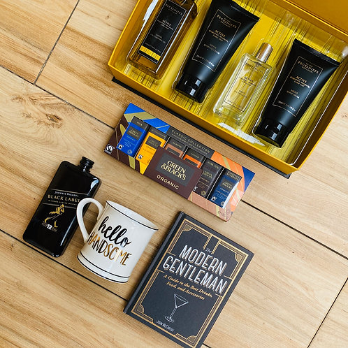Perfect Gentleman Gift Set